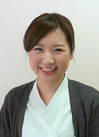 歯科衛生士 阿部彩織